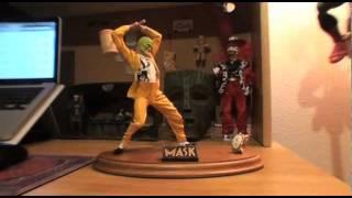 Turmoil In The Toybox - Dark Horse Bowen Designs The Mask Statue