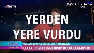 Mustafa Ceceli Ve Sinem Gedik Olayında Son Durum Ve Ünlülerin Mustafa Ceceli'ye Tepkileri