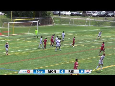 jeux du Québec 2016 Soccer 2016 07 21 MON VS RIS 0