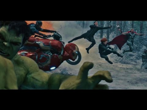 The Avengers mix ( a tribute to ) - by Dj Roby