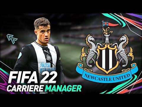 FIFA 22 | CARRIÈRE MANAGER NEWCASTLE : LE RACHAT DES MAGPIES !