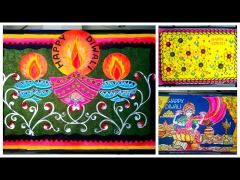 15 New Diwali Decoration Ideas 2018 Diwali Art And Craft Ideas For
