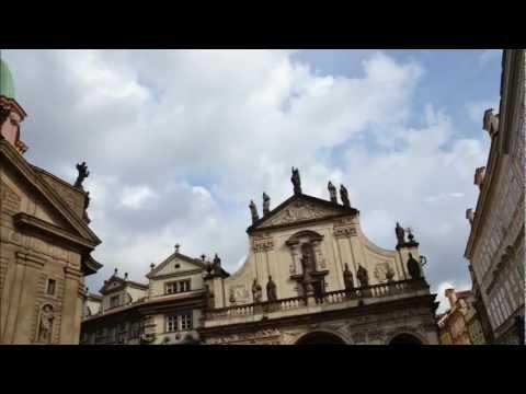 strahov monastery (prague castle) to florenc bus terminal in 10 minutes