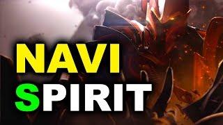 NAVI vs SPIRIT - CIS SEMI-FINAL - GESC JAKARTA Minor 2018 DOTA 2