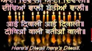 """DIWALI"" a Song for Children-Hindi/Punjabi Subtitles and translation"