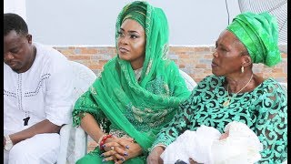Alfa Got Jide KosokoOthers Laughing As They Drop Money For Sola Kosoko39 Baby At Her Naming Ceremony