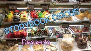 Walt Disney World: Storybook Circus Desserts thumbnail