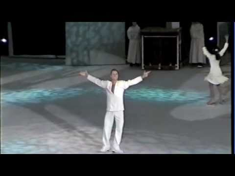Michael Tyllesen, Holiday on ice, Colours of dance, El Salvador 2002, Gospel number