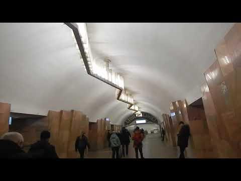 Станция Баррикадная | Московский метрополитен