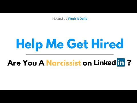 Are You a Narcissist on LinkedIn? - Salary Negotiation and MORE! | Help Me Get Hired