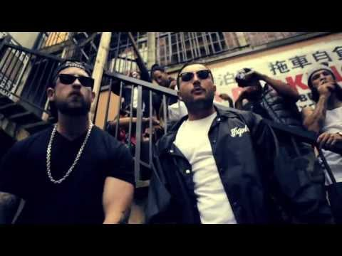 MIKE WISE - MOBBIN Feat. BRAD COLLISS (OFFICIAL MUSIC VIDEO 2013)