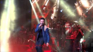 "TARKAN: ""Kuzu Kuzu - Ay - Aşk"" Live @ Harbiye, Istanbul - September 2nd, 2013"