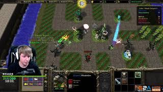 DOBRE WIEŻE, ZŁE DECYZJE - Warcraft III: (Random FarmTD)