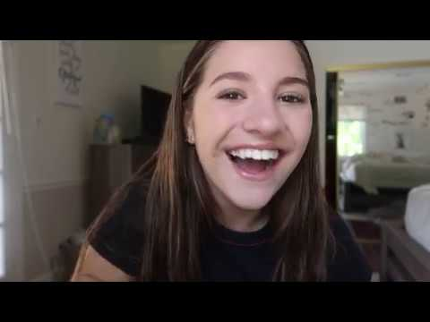 everyday makeup routine!  Mackenzie ziegler