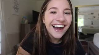 everyday makeup routine mackenzie ziegler
