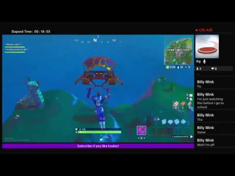 (Jwop) Fortnite Playing With Subs  Subscribe If You Like Koalas!