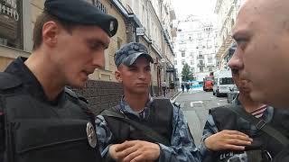 Ваш голос недействителен или Московская побоещее 1. 27 июля 2019 года.
