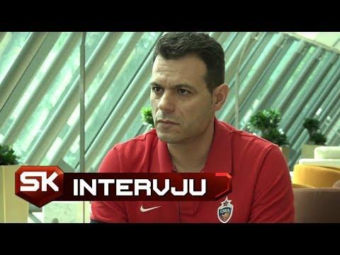 Dimitris Itudis o karijeri, košarci, jugoslovenskim trenerima ekskluzivno za Sport klub
