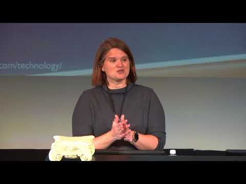 3D Printing and Augmented Reality with Aurasma, Sara Russell Gonzalez