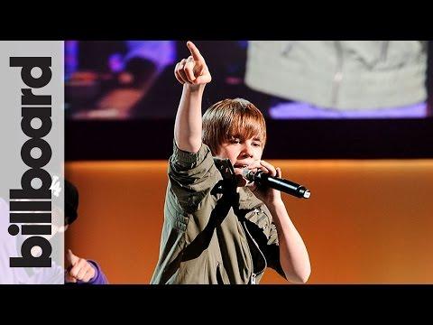 Justin Bieber 'Baby' Live at New York City's Hammerstein Ballroom | Billboard