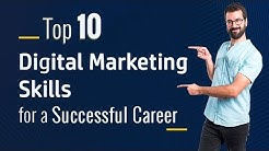Top 10 Digital Marketing Skills for a Successful Career