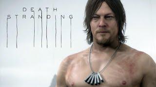 DEATH STRANDING - O Início de Gameplay, Dublado em Português PT-BR | PS4 Pro