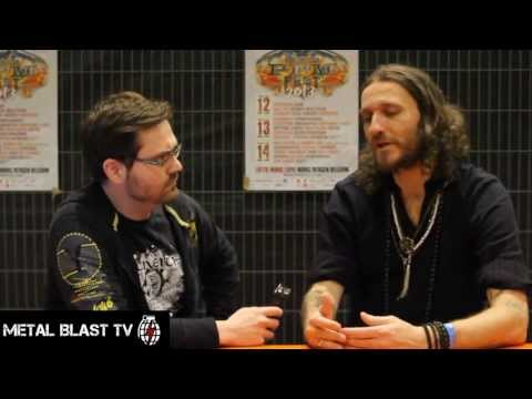 Orphaned Land Interview @ PPM 2013