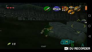 Zelda ocarina of time | parte 2 en vivo