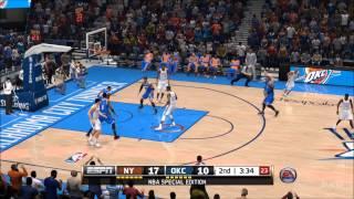 NBA Live 14 Gameplay (PS4 HD) [1080p]