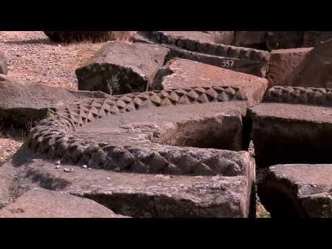 Զվարթնոց տաճարի առեղծվածը
