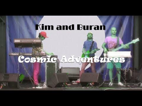 Kim And Buran (Ким и Буран) - Cosmic Adventures (humanoid Videoversion)