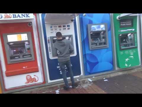 Банкоматы в Турции снятие денег, проценты, нюансы