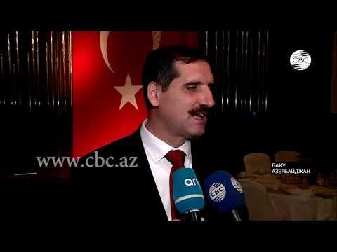 В Баку отметили национальный праздник Турции – 95-летие провозглашения Турецкой Республики