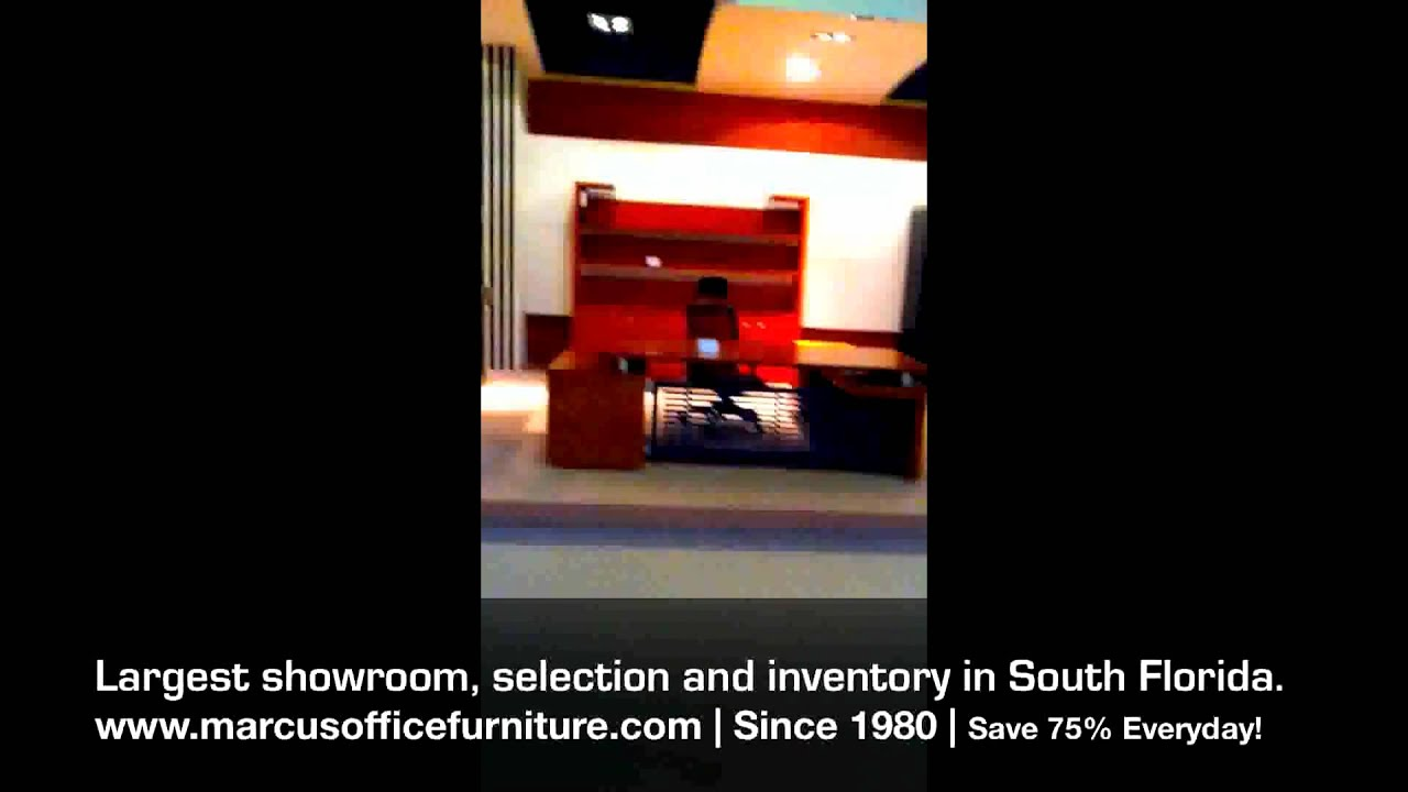Largest Office Furniture Showroom In South Florida | Miami   YouTube