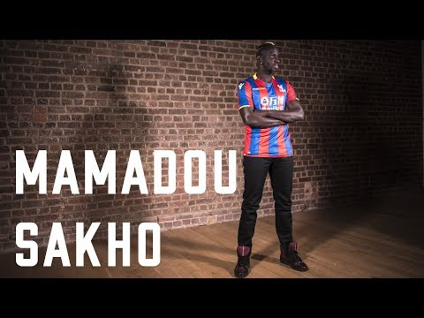 Mamadou Sakho signs for Crystal Palace | Interview