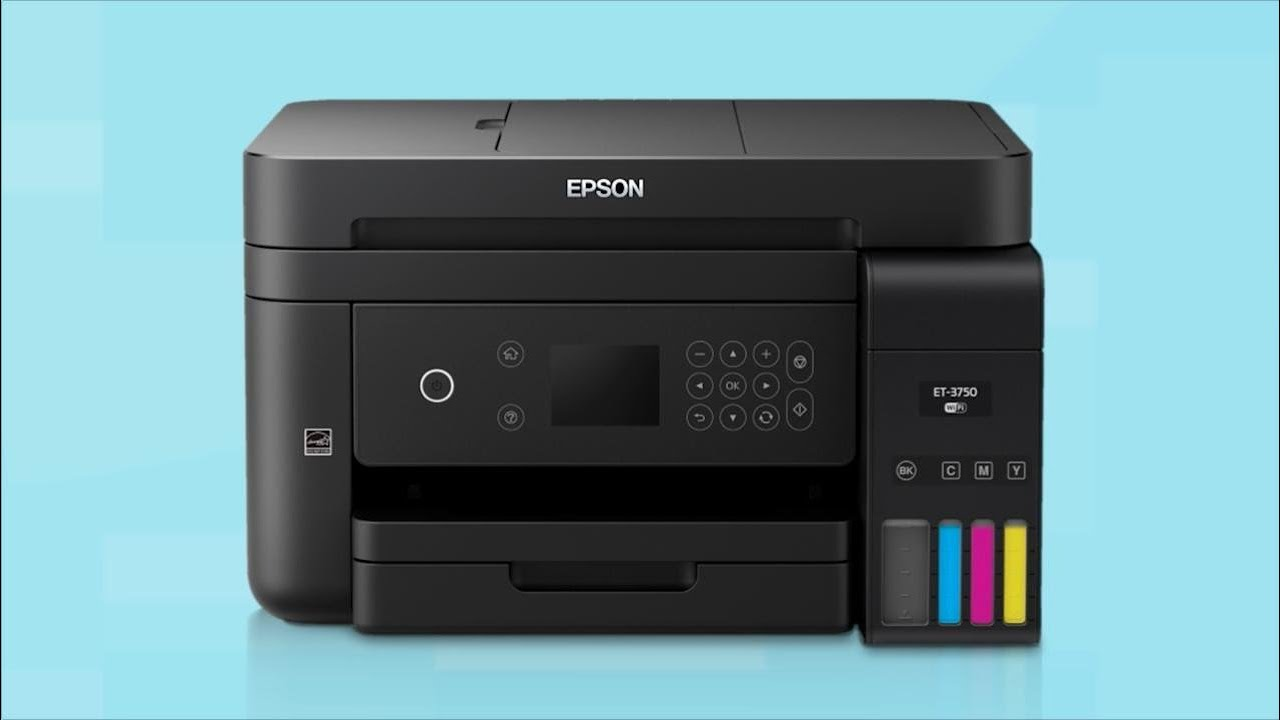 small resolution of epson workforce et 3750 wireless setup using the control panel