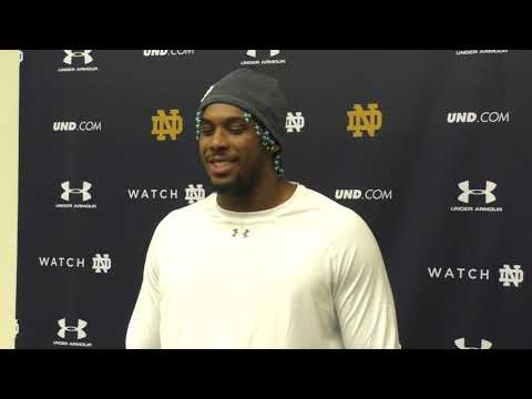 Khalid Kareem Boston College-Week Press Conference