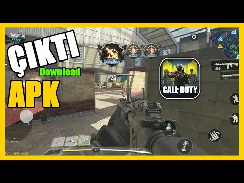 Call of Duty Mobile ÇIKTI APK İndir | Call of Duty: Legends of War thumbnail