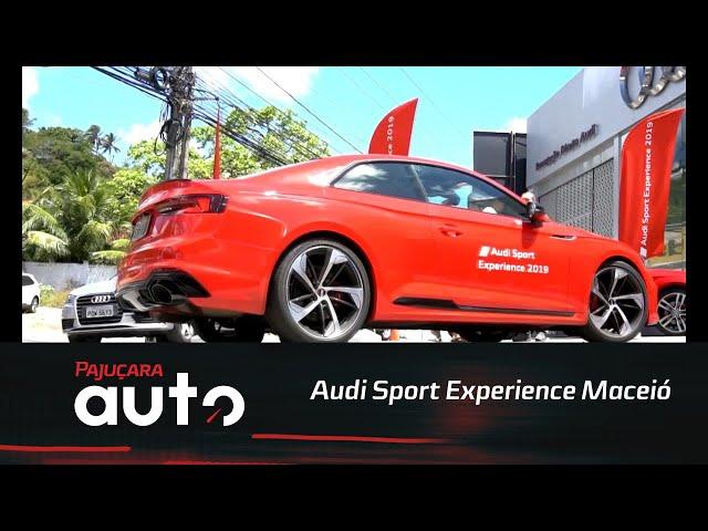 AudiSportExperience Maceió