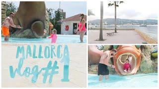 MALLORCA VLOG #1 | PALMA | THIS MAMA LIFE