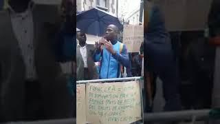 Soutien à Kémi Séba: Blacks Modo parle du cynisme des dirigeants français