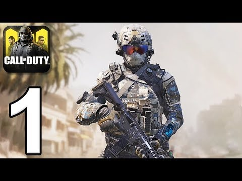 Call of Duty: Mobile - Gameplay Walkthrough Part 1 - Tutorial (iOS, Android)
