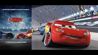 Arabalar 3 animasyon film izle  Hd film