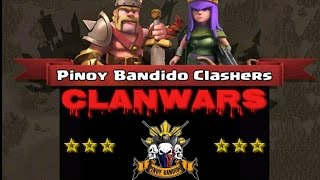 Clash of Clans: Battle Of CPU Clans! Pinoy Bandido 6 vs. PINOY CLASHER!