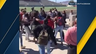 5 West Valley High School students arrested after fight breaks out on campus | ABC7