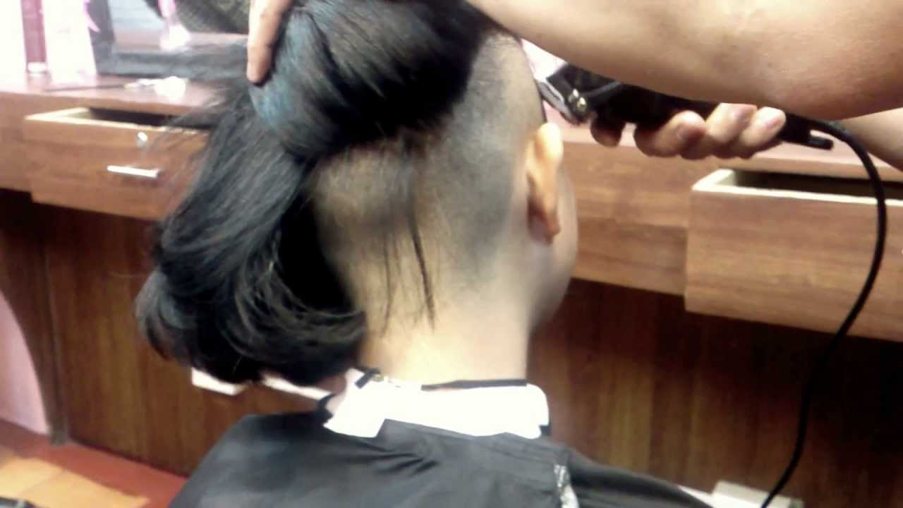 Undercut Reshave YouTube