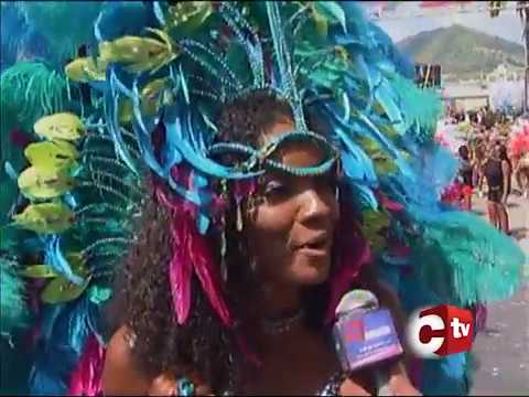 2018 Carnival In Port Of Spain