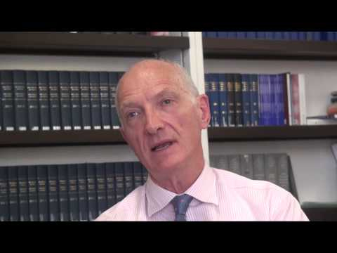 Judge Edwin Cameron is optimistic about HIV