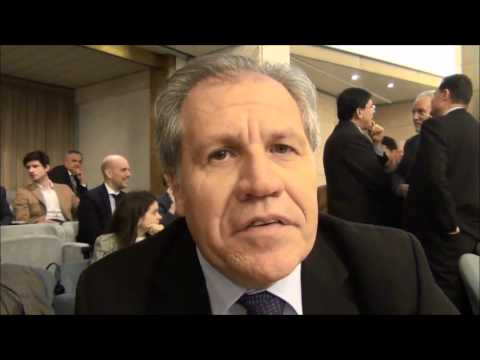 Luis Almagro: EU relations with Latin America from resilience to governance