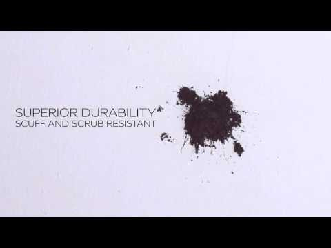Dulux Trade Diamond - Stain Repellent Technology